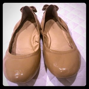 Cole Haan Nude Flat